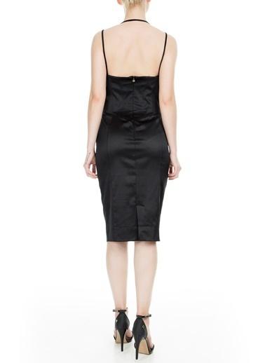 Just Cavalli Elbise Siyah
